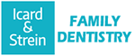 Dentist Harrisburg NC | Icard & Strein Family Dentistry Logo