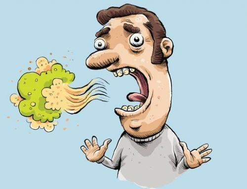 Bad Breath Causes and Find A Home Remedy