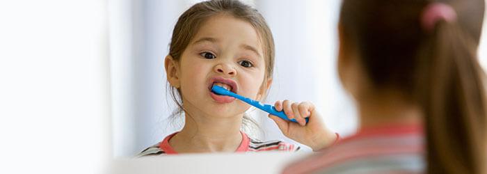 early childhood dental hygiene